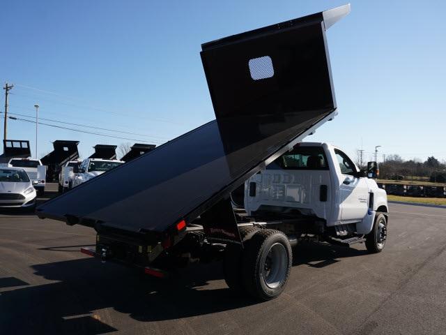 2019 Chevrolet Silverado 5500 Regular Cab DRW 4x2, PJ's Platform Body #TR76363 - photo 16