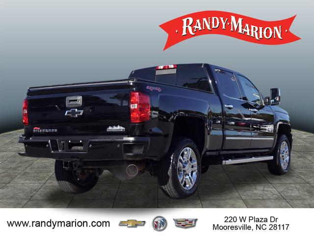 2016 Silverado 2500 Crew Cab 4x4, Pickup #TR76475A - photo 1