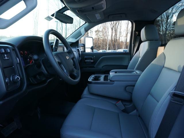 2019 Chevrolet Silverado 5500 Regular Cab DRW 4x2, READING SERVICE BODY #TR76506 - photo 10
