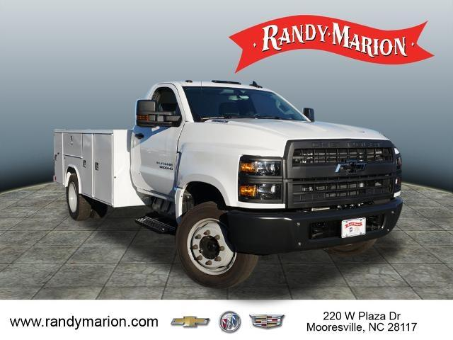 2019 Chevrolet Silverado 5500 Regular Cab DRW 4x2, Reading SL Service Body #TR76555 - photo 1