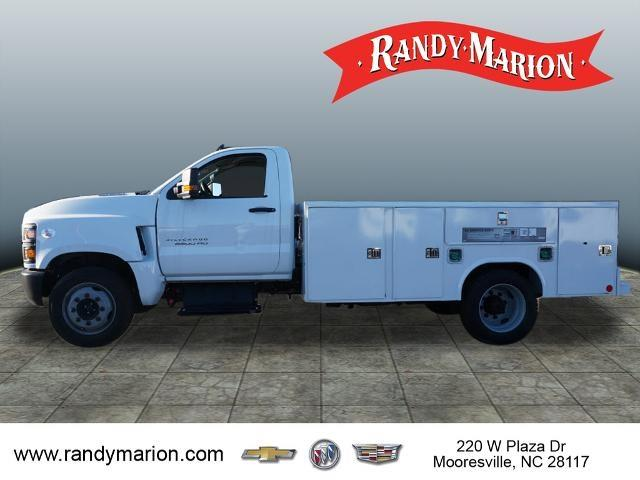 2019 Chevrolet Silverado 5500 Regular Cab DRW 4x2, Reading SL Service Body #TR76555 - photo 5