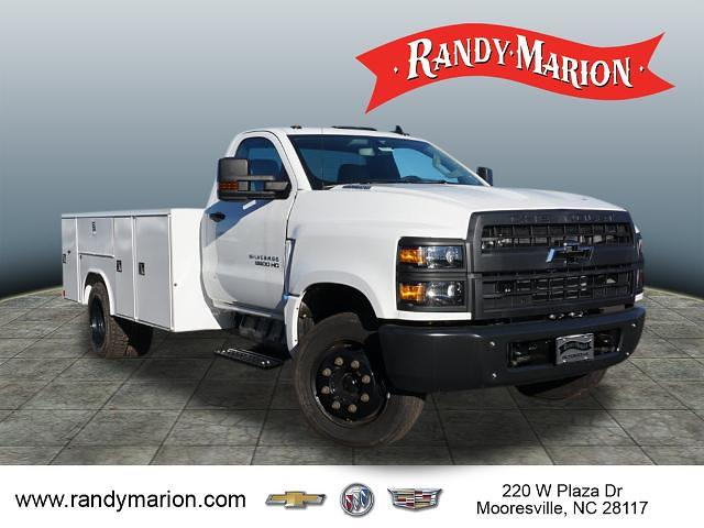 2019 Chevrolet Silverado 5500 Regular Cab DRW 4x2, Reading SL Service Body #TR76664 - photo 1