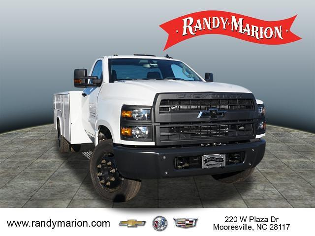 2019 Chevrolet Silverado 5500 Regular Cab DRW 4x2, Reading SL Service Body #TR76664 - photo 7