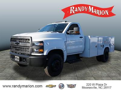 2019 Chevrolet Silverado 5500 Regular Cab DRW 4x2, Reading SL Service Body #TR76664 - photo 10