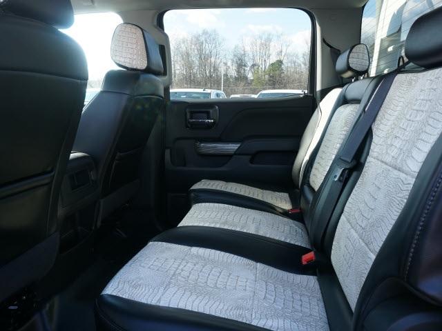 2019 Chevrolet Silverado 4500 Crew Cab DRW 4x4, CM Truck Beds Hauler Body #TR76694 - photo 19