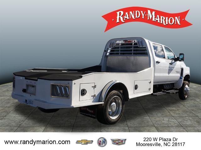 2019 Chevrolet Silverado 4500 Crew Cab DRW 4x4, CM Truck Beds Hauler Body #TR76694 - photo 1