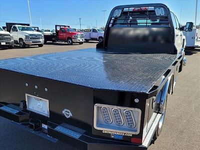 2019 Chevrolet Silverado 4500 Crew Cab DRW 4x4, CM Truck Beds Platform Body #TR76695 - photo 10