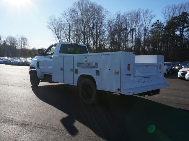 2019 Chevrolet Silverado 5500 Regular Cab DRW 4x2, READING SERVICE BODY #TR76719 - photo 24