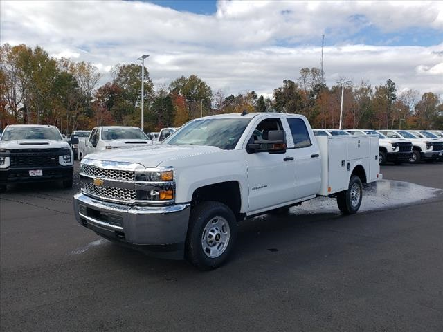 2019 Chevrolet Silverado 2500 Double Cab 4x2, Warner Select Pro Service Body #TR76799 - photo 4