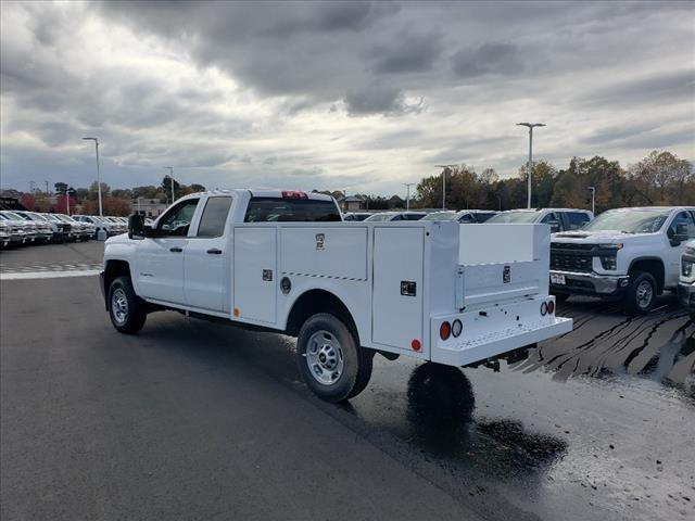 2019 Chevrolet Silverado 2500 Double Cab 4x2, Warner Select Pro Service Body #TR76799 - photo 6