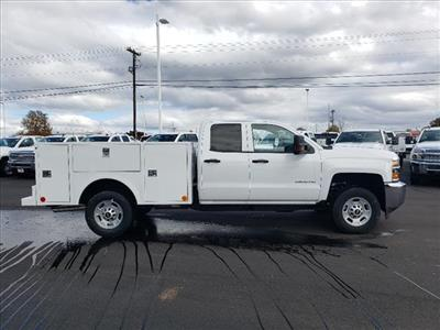 2019 Chevrolet Silverado 2500 Double Cab 4x2, Warner Select Pro Service Body #TR76799 - photo 8