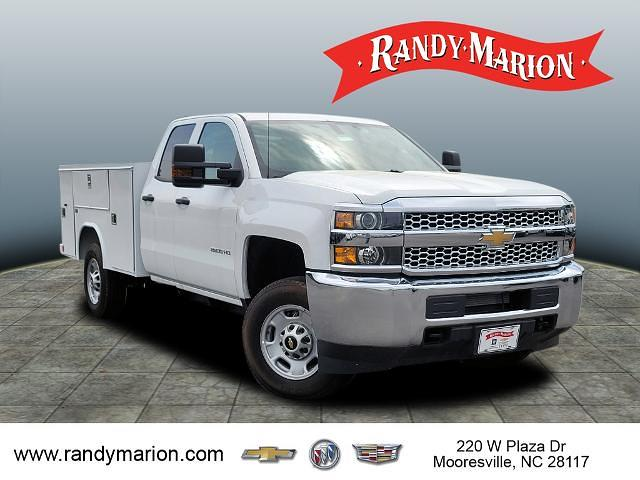 2019 Chevrolet Silverado 2500 Double Cab 4x2, Reading SL Service Body #TR76813 - photo 1