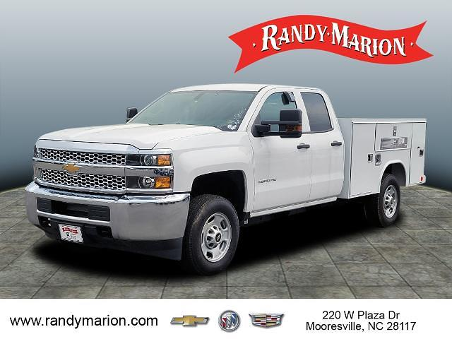 2019 Chevrolet Silverado 2500 Double Cab 4x2, Reading SL Service Body #TR76813 - photo 4