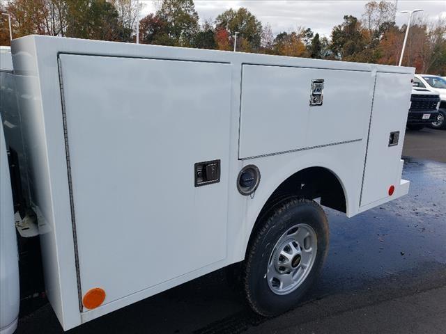 2019 Chevrolet Silverado 2500 Double Cab 4x2, Warner Select Pro Service Body #TR76836 - photo 13
