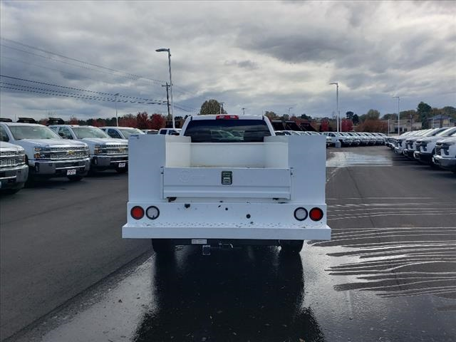2019 Chevrolet Silverado 2500 Double Cab 4x2, Warner Select Pro Service Body #TR76865 - photo 7