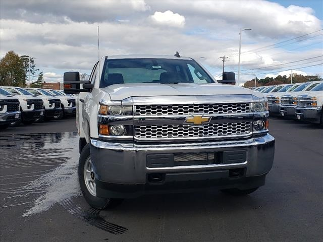 2019 Chevrolet Silverado 2500 Double Cab 4x2, Warner Select Pro Service Body #TR76932 - photo 3