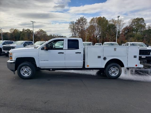 2019 Chevrolet Silverado 2500 Double Cab 4x2, Warner Select Pro Service Body #TR76932 - photo 5