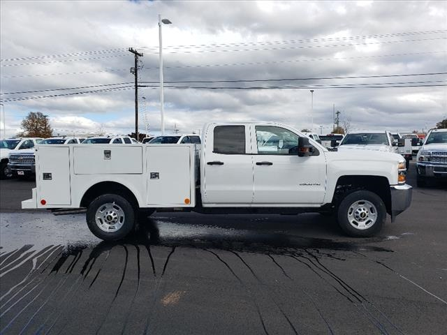 2019 Chevrolet Silverado 2500 Double Cab 4x2, Warner Select Pro Service Body #TR76932 - photo 8