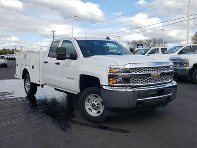2019 Chevrolet Silverado 2500 Double Cab 4x2, Warner Select Pro Service Body #TR76932 - photo 1