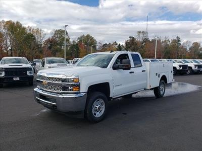 2019 Chevrolet Silverado 2500 Double Cab 4x2, Warner Select Pro Service Body #TR76932 - photo 4