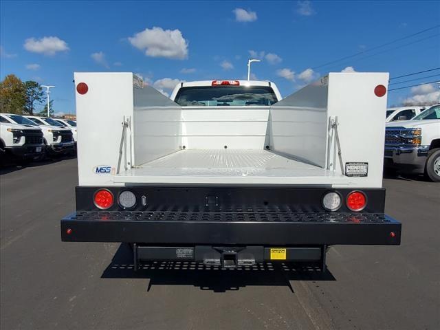 2019 Chevrolet Silverado 2500 Double Cab 4x2, Monroe MSS II Service Body #TR77058 - photo 10