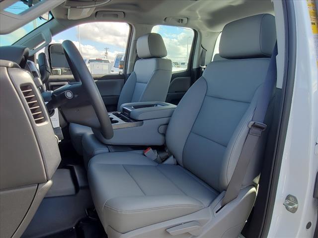 2019 Chevrolet Silverado 2500 Double Cab 4x2, Monroe MSS II Service Body #TR77058 - photo 12