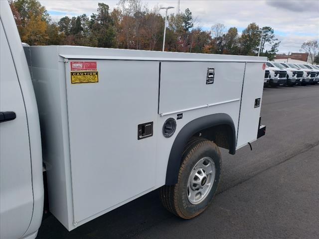 2019 Chevrolet Silverado 2500 Double Cab 4x2, Monroe MSS II Service Body #TR77072 - photo 14
