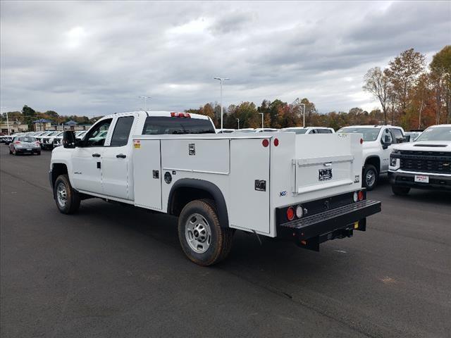 2019 Chevrolet Silverado 2500 Double Cab 4x2, Monroe MSS II Service Body #TR77072 - photo 6