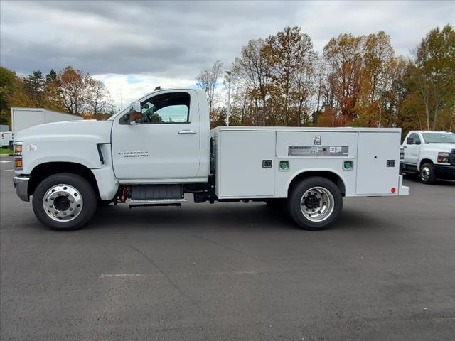 2020 Chevrolet Silverado 5500 Regular Cab DRW 4x2, Reading SL Service Body #TR77415 - photo 5