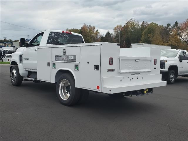 2020 Chevrolet Silverado 5500 Regular Cab DRW 4x2, Reading SL Service Body #TR77415 - photo 6
