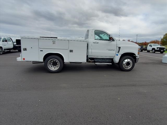 2020 Chevrolet Silverado 5500 Regular Cab DRW 4x2, Reading SL Service Body #TR77415 - photo 8