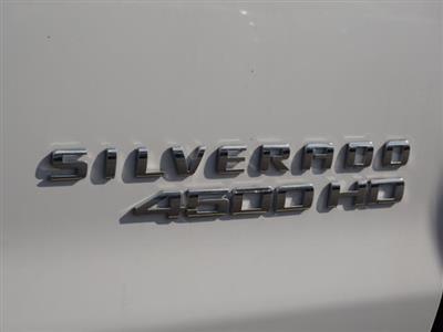 2019 Chevrolet Silverado 4500 Regular Cab DRW 4x2, CM Truck Beds Platform Body #TR77807 - photo 10