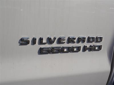 2019 Chevrolet Silverado 5500 Regular Cab DRW 4x2, CM Truck Beds Platform Body #TR77810 - photo 10