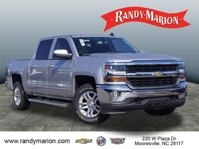 2018 Silverado 1500 Crew Cab 4x4, Pickup #TR77816A - photo 1