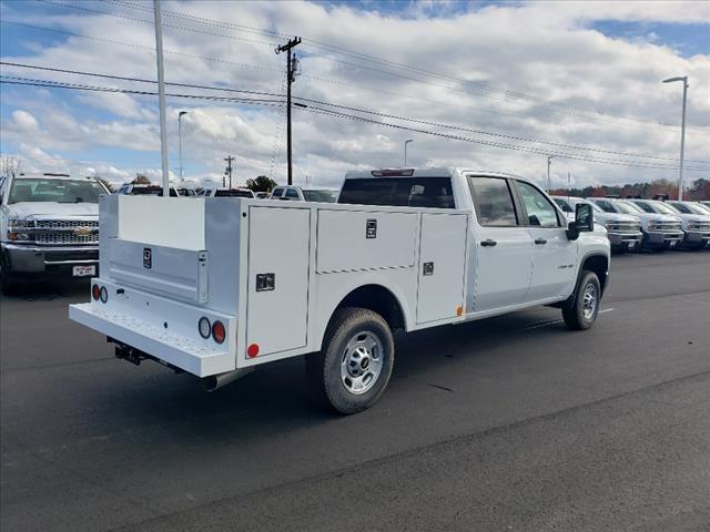 2020 Chevrolet Silverado 2500 Crew Cab 4x4, Warner Service Body #TR78350 - photo 1