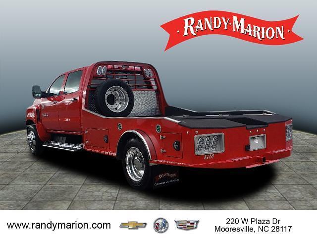 2020 Chevrolet Silverado 5500 Crew Cab DRW 4x2, CM Truck Beds Hauler Body #TR79115 - photo 1