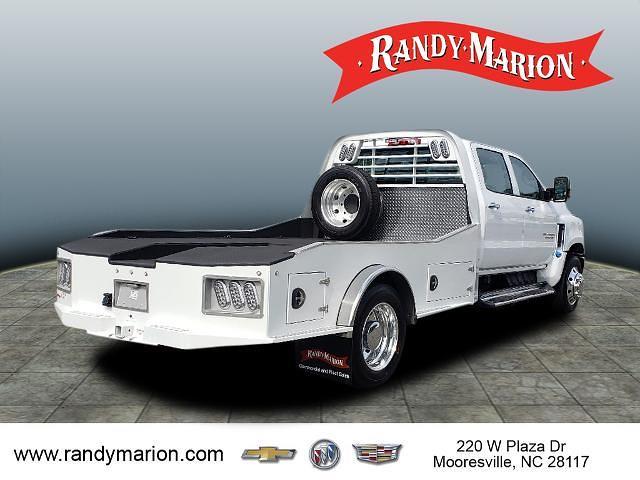2020 Chevrolet Silverado 5500 Crew Cab DRW 4x2, CM Truck Beds Hauler Body #TR79116 - photo 1