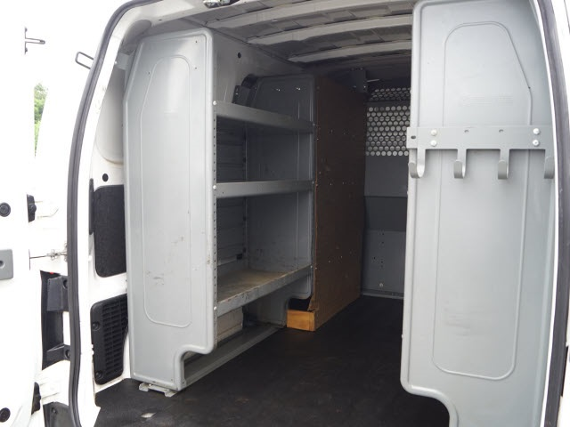 2015 Nissan NV200 Standard Roof 4x2, Upfitted Cargo Van #TR79249A - photo 1