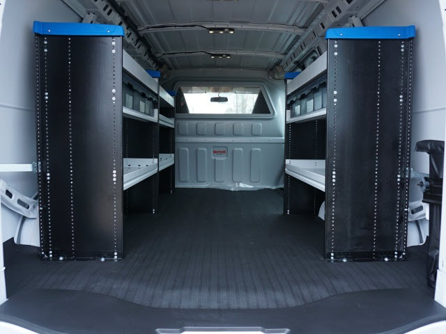 2020 Chevrolet Express 2500 4x2, Sortimo Empty Cargo Van #TR79300 - photo 1