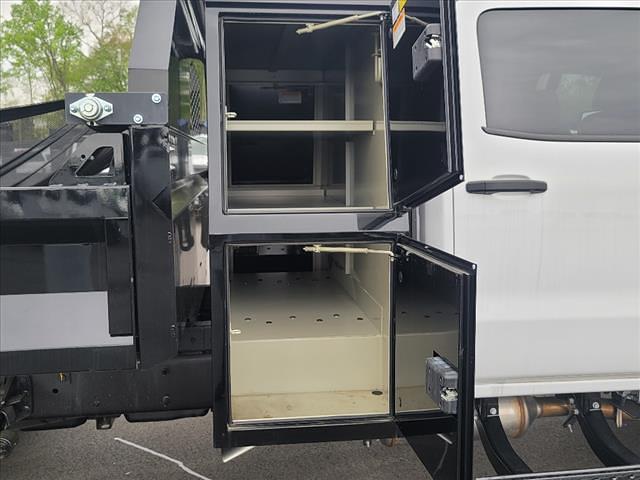 2020 Chevrolet Silverado 5500 Crew Cab DRW 4x2, Knapheide Drop Side Dump Body #TR79328 - photo 9