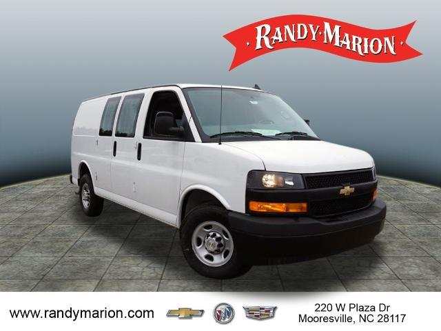 2020 Chevrolet Express 2500 4x2, Sortimo Upfitted Cargo Van #TR79425 - photo 1