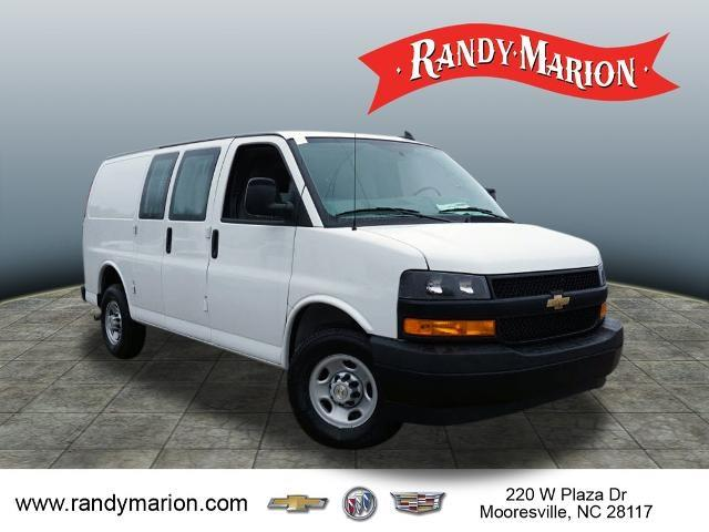 2020 Chevrolet Express 2500 4x2, Sortimo Upfitted Cargo Van #TR80306 - photo 1