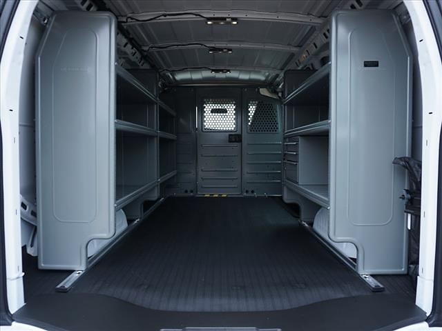 2020 Chevrolet Express 2500 4x2, Adrian Steel Commercial Shelving Upfitted Cargo Van #TR80429 - photo 2