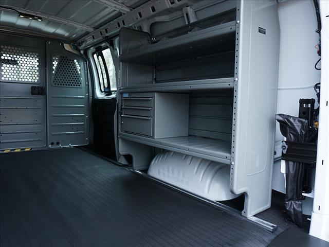 2020 Chevrolet Express 2500 4x2, Adrian Steel Commercial Shelving Upfitted Cargo Van #TR80429 - photo 12