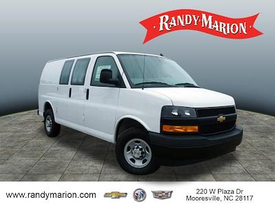 2020 Chevrolet Express 2500 4x2, Adrian Steel Commercial Shelving Upfitted Cargo Van #TR80429 - photo 1