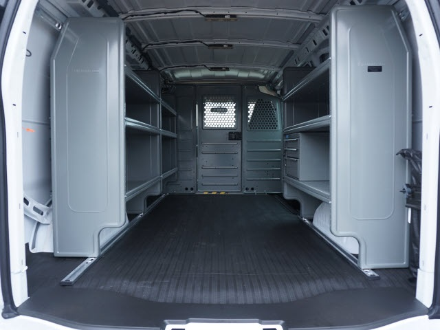 2020 Chevrolet Express 2500 4x2, Adrian Steel Commercial Shelving Upfitted Cargo Van #TR80433 - photo 2