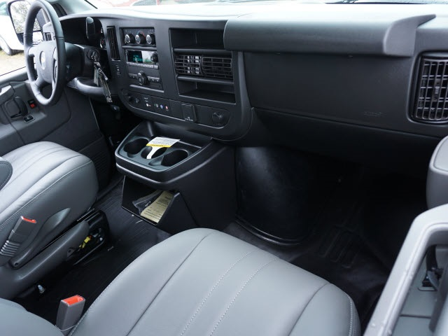 2020 Chevrolet Express 2500 4x2, Adrian Steel Commercial Shelving Upfitted Cargo Van #TR80433 - photo 14