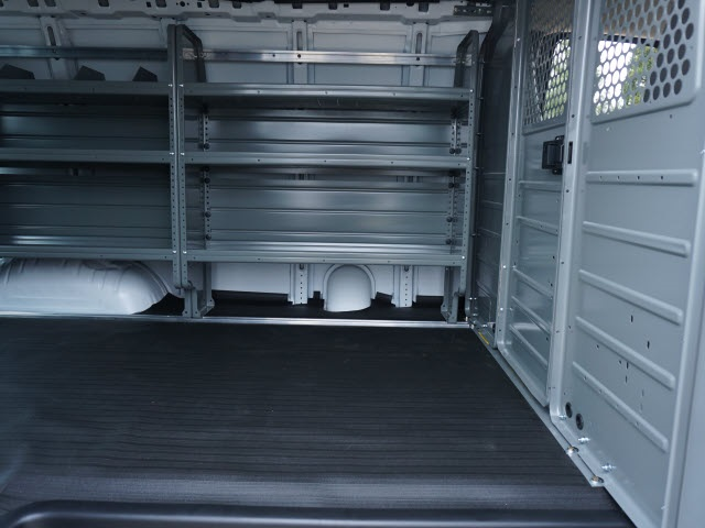 2020 Chevrolet Express 2500 4x2, Adrian Steel Commercial Shelving Upfitted Cargo Van #TR80433 - photo 15