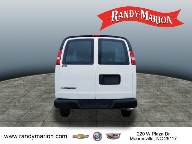 2020 Chevrolet Express 2500 4x2, Adrian Steel Commercial Shelving Upfitted Cargo Van #TR80433 - photo 7