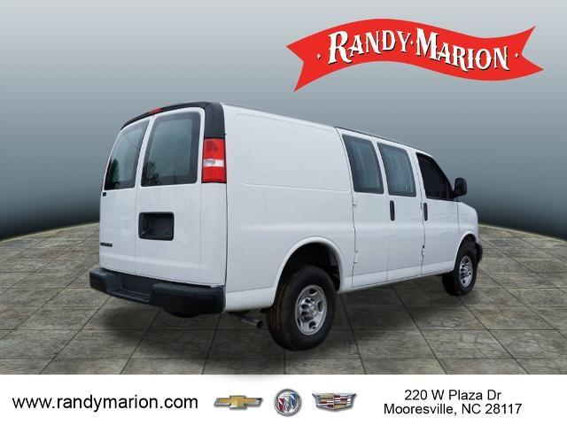 2020 Chevrolet Express 2500 4x2, Adrian Steel Commercial Shelving Upfitted Cargo Van #TR80433 - photo 8